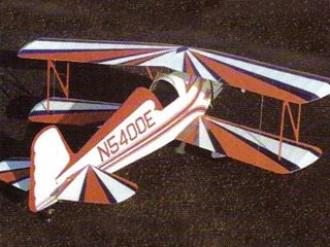Krier Kraft model airplane plan