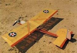 Kwik-Stik I model airplane plan