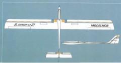 Llanero model airplane plan