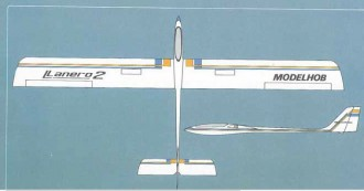 Llanero model airplane plan