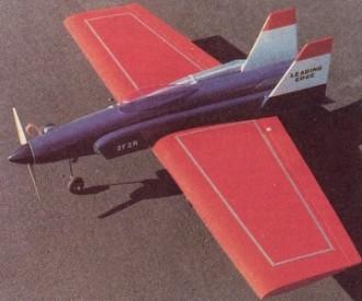 Leading Edge model airplane plan