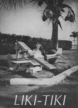 Liki-Tiki model airplane plan