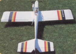 Lite Tiger .60 model airplane plan