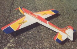 Loaded Dice model airplane plan