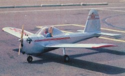 Lockheed Little Dipper model airplane plan