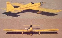M.V. Sport model airplane plan