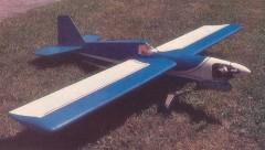 Magnum 60 model airplane plan