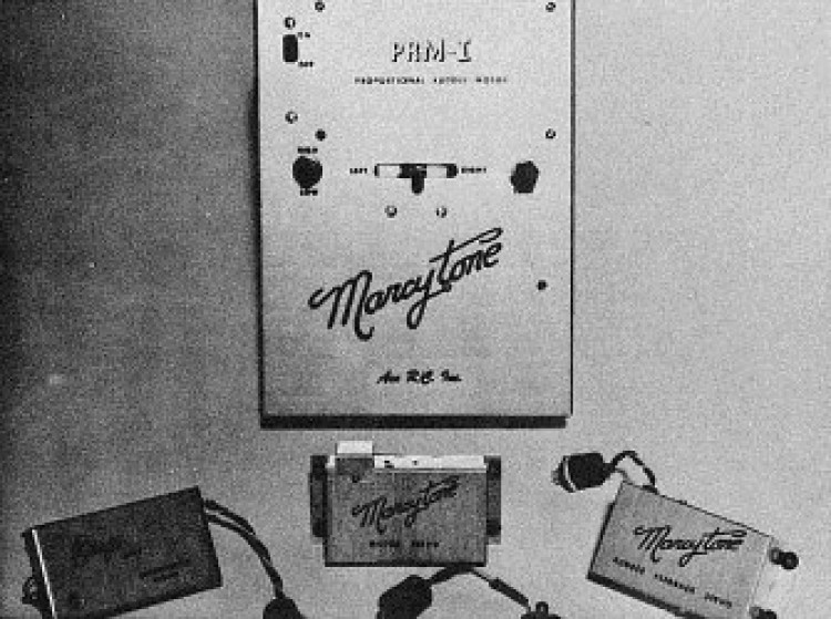 Marcy PRM-1 model airplane plan