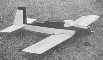 Marooney model airplane plan