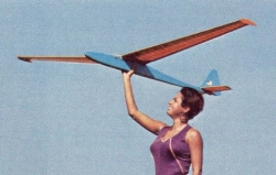 Maxi Sailer model airplane plan