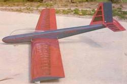 Maximum model airplane plan