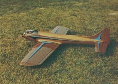 Mura model airplane plan