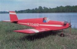Negotiator model airplane plan