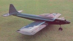 New Era 40 model airplane plan