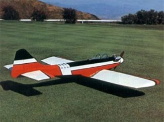 New Era III model airplane plan