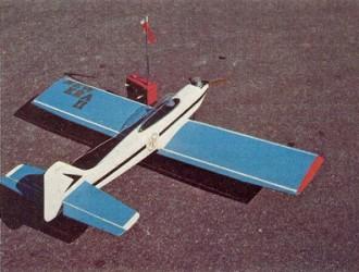 New Era II model airplane plan