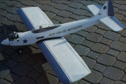 New Era lll Revisited model airplane plan