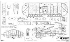 Newbee model airplane plan