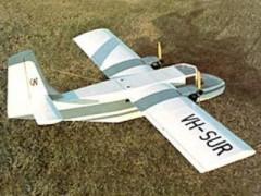Nomad N22 model airplane plan