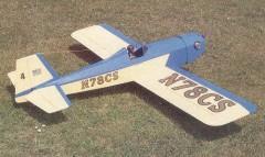 Ol Bluenose model airplane plan