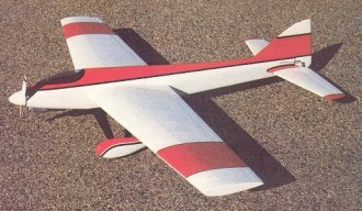 Osprey Two model airplane plan