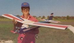 PT 20 model airplane plan
