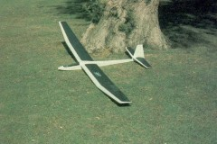 Paragon model airplane plan
