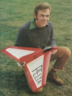 Pelta model airplane plan