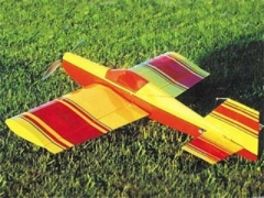 Pete-E model airplane plan