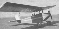 Pete'N Rand model airplane plan
