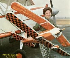 Pfiff model airplane plan