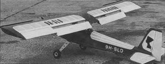 Pharaoh model airplane plan