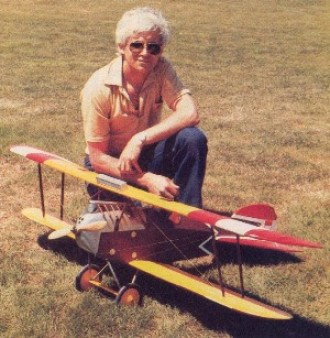 Phonix model airplane plan