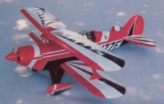 Pitts S2A model airplane plan