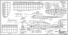 Playboy Sr 425 model airplane plan