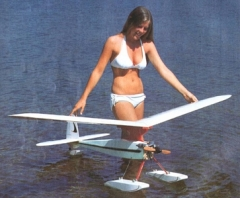 Playboy Sr model airplane plan