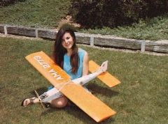 Ply Guy model airplane plan