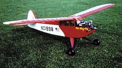 Poke Along model airplane plan