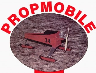 Propmobile model airplane plan