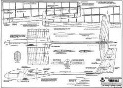 Puranas model airplane plan