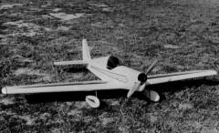 RCM Classic model airplane plan