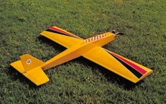 RCM Quickie 200 model airplane plan