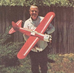Red Racer ( Comet ) model airplane plan