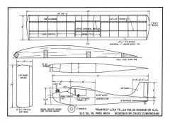Rumpus model airplane plan