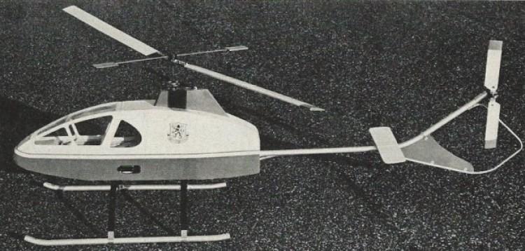 Runway Sweeper model airplane plan