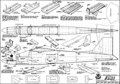 Super Sport Trainer (1-2 A SST) model airplane plan