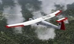 SZD-30 Pirat model airplane plan
