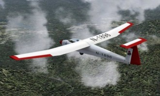 SZD-30 Pirat model airplane plan