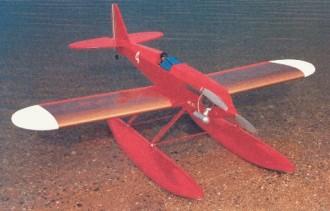 Schneider Sport 320 model airplane plan