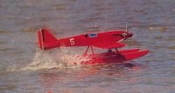 Schneider Sport model airplane plan